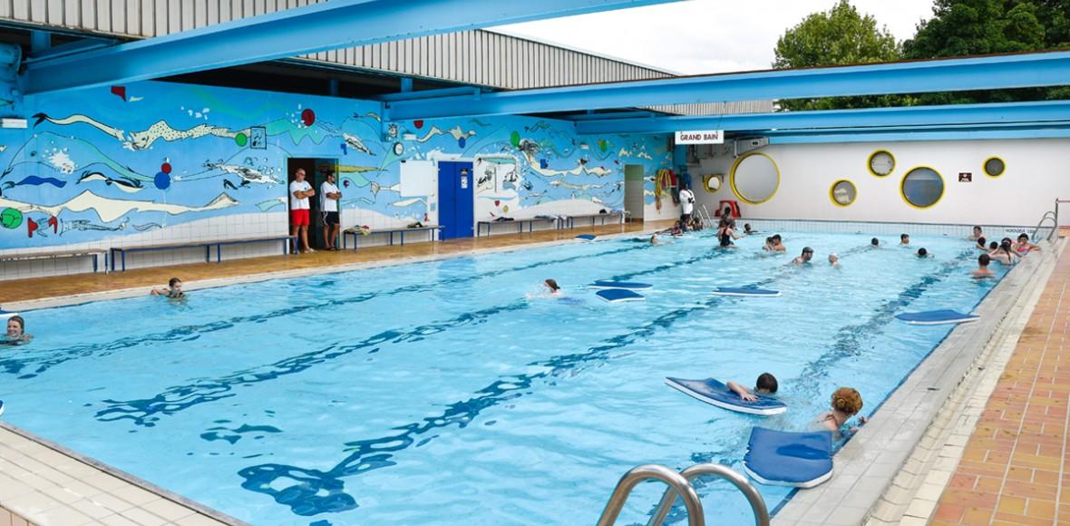 Fermeture de la piscine municipale sotteville l s rouen for Fermeture piscine